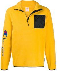 Champion - ロゴ スウェットシャツ - Lyst