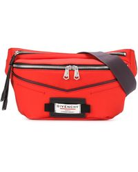 Givenchy Heuptas Met Logo - Rood