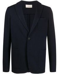Altea - Americana Wool Blazer - Lyst