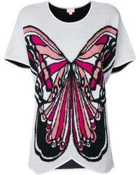 Giamba - Butterfly Top - Lyst