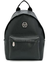 Philipp Plein Рюкзак С Логотипом - Черный