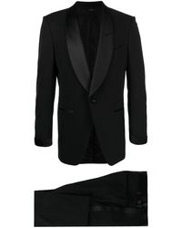 Tom Ford - Completo smoking due pezzi - Lyst