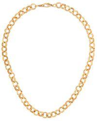 Susan Caplan 1990s Belcher-chain Necklace - Metallic