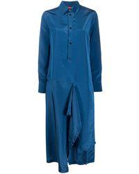 Colville シャツドレス - ブルー