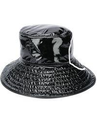 Valentino Vロゴ バケットバッグ - ブラック