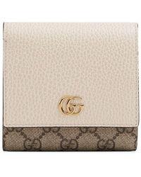 Gucci - Кошелек GG Marmont - Lyst