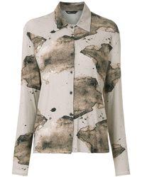 UMA | Raquel Davidowicz Etiópia Long Sleeves Shirt - Multicolour