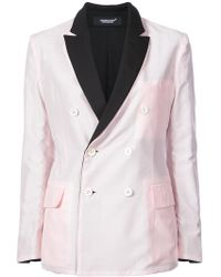 Undercover - Double-breasted Jacket - Lyst