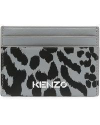 KENZO X Kansai Yamamoto カードケース - グレー