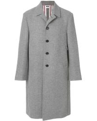 Thom Browne - Soprabito double face - Lyst