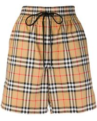 Burberry - Sporty Shorts - Lyst