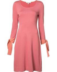 Dorothee Schumacher - Платье С Завязками На Рукавах - Lyst