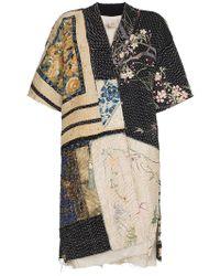 By Walid - Silk Aikiko Kimono - Lyst