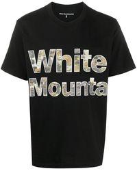 White Mountaineering - ロゴ Tシャツ - Lyst