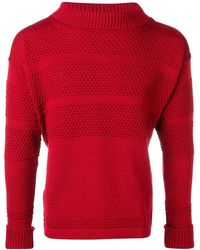 S.N.S Herning Fisherman Sweater - Red