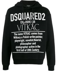 DSquared² Exclusive For Vitkac パーカー - ブラック
