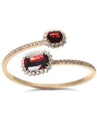 Dolce & Gabbana - Bracelet Heritage en or 18ct orné de saphirs - Lyst