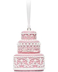 Moschino Pink Cake クラッチバッグ - ピンク