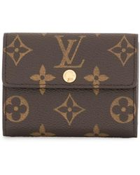 Louis Vuitton Кошелек Для Монет Ludlow 2005-го Года - Коричневый