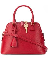 Maison Margiela - Mini Haute Shoulder Bag - Lyst