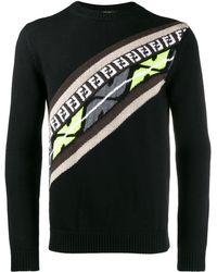 Fendi Ff セーター - ブラック
