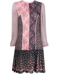 Liberty Vita プリント ドレス - マルチカラー