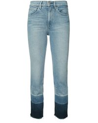 3x1 - Shelter High-rise Cropped Jeans - Lyst