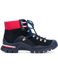 Tommy Hilfiger Corporate Outdoor Boots - Blue