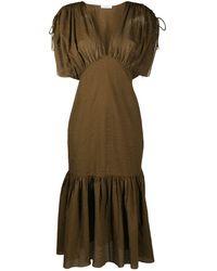 Marysia Swim Фактурное Платье - Многоцветный