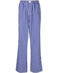 Balenciaga ドットパンツ - ブルー