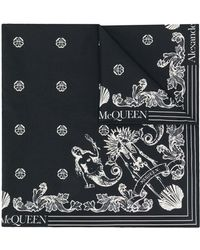 Alexander McQueen - Iconic Print Scarf - Lyst