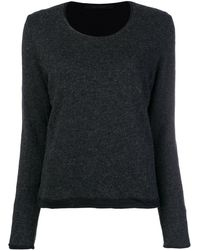 Elsa Esturgie Ursula Sweater - Gray