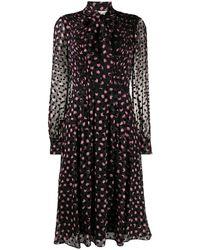 Diane von Furstenberg - Polka Dot Dress - Lyst