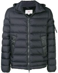 Peuterey - Fitted Puffer Jacket - Lyst