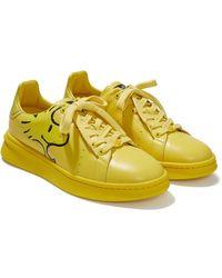 Marc Jacobs - X Peanuts baskets Tennis - Lyst