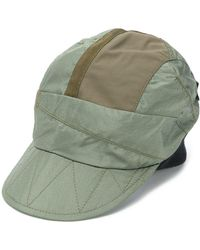 Raeburn Anti-g Contrast Cap - Green