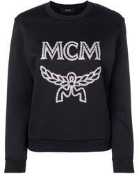 MCM ロゴ スウェットシャツ - マルチカラー