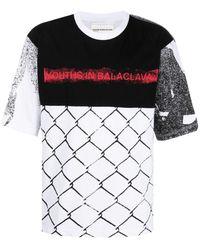 Youths in Balaclava Camiseta con estampado gráfico - Negro