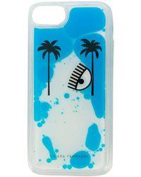 Chiara Ferragni Chiara's Suite iPhone 8 case - Blanc