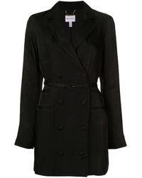 Alice McCALL Favor Belted Jacket - Black