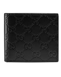 Gucci - Signature Coin Wallet - Lyst