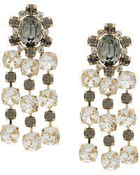 Ca&Lou | Crystal Embellished Earring | Lyst
