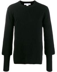 Comme des Garçons スリムフィット セーター - ブラック