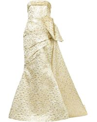 Bambah Sona Gown - Metallic