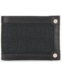 Versus 二つ折り財布 - ブラック