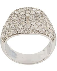 Tom Wood - Oval Cocktail Ring - Lyst