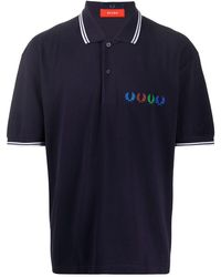 Fred Perry - ロゴ ポロシャツ - Lyst