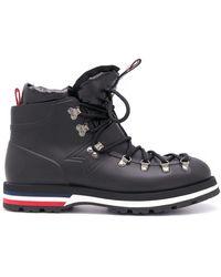 Moncler Ботинки Хайкеры Blanche - Черный