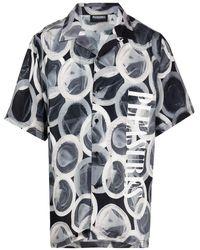 Pleasures ロゴ シャツ - マルチカラー
