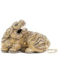 Judith Leiber Couture - Majesty Foo Dog Bag - Lyst